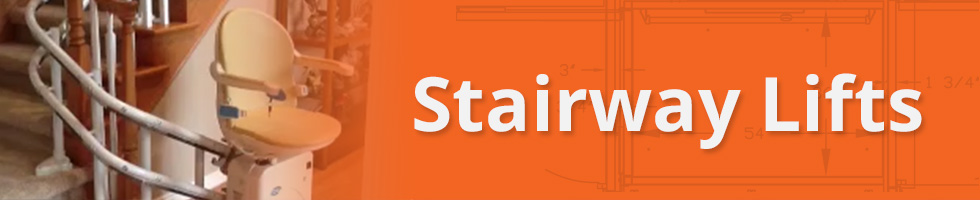 Straight Stair Lifts - Oakland County